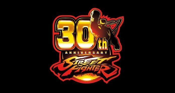 street-fighter-30th-anniversary-capcom