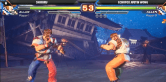 fighting-ex-layer-gameplay-video