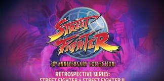 Street-Fighter-30th-Anniversary-Collection-retrospective-series-capcom