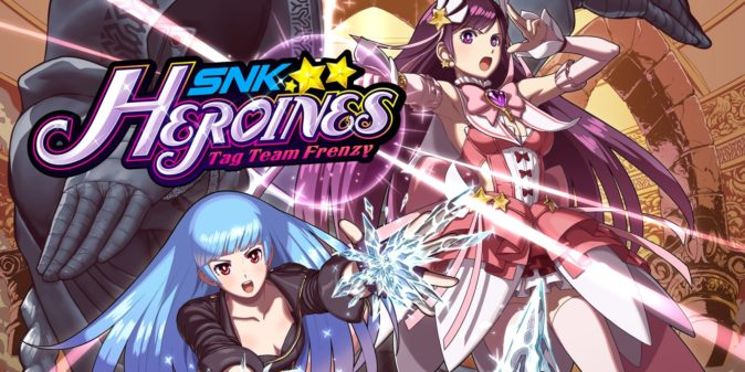 SNK-Heroines-Tag-Team-Frenzy-Nintendo-Switch