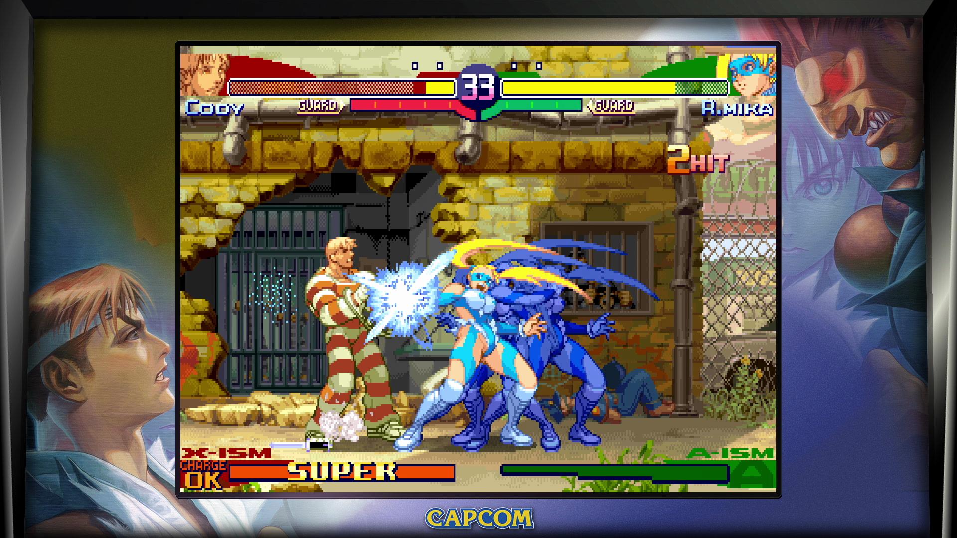 SFA3_R_Mika-Cody-03-Capcom