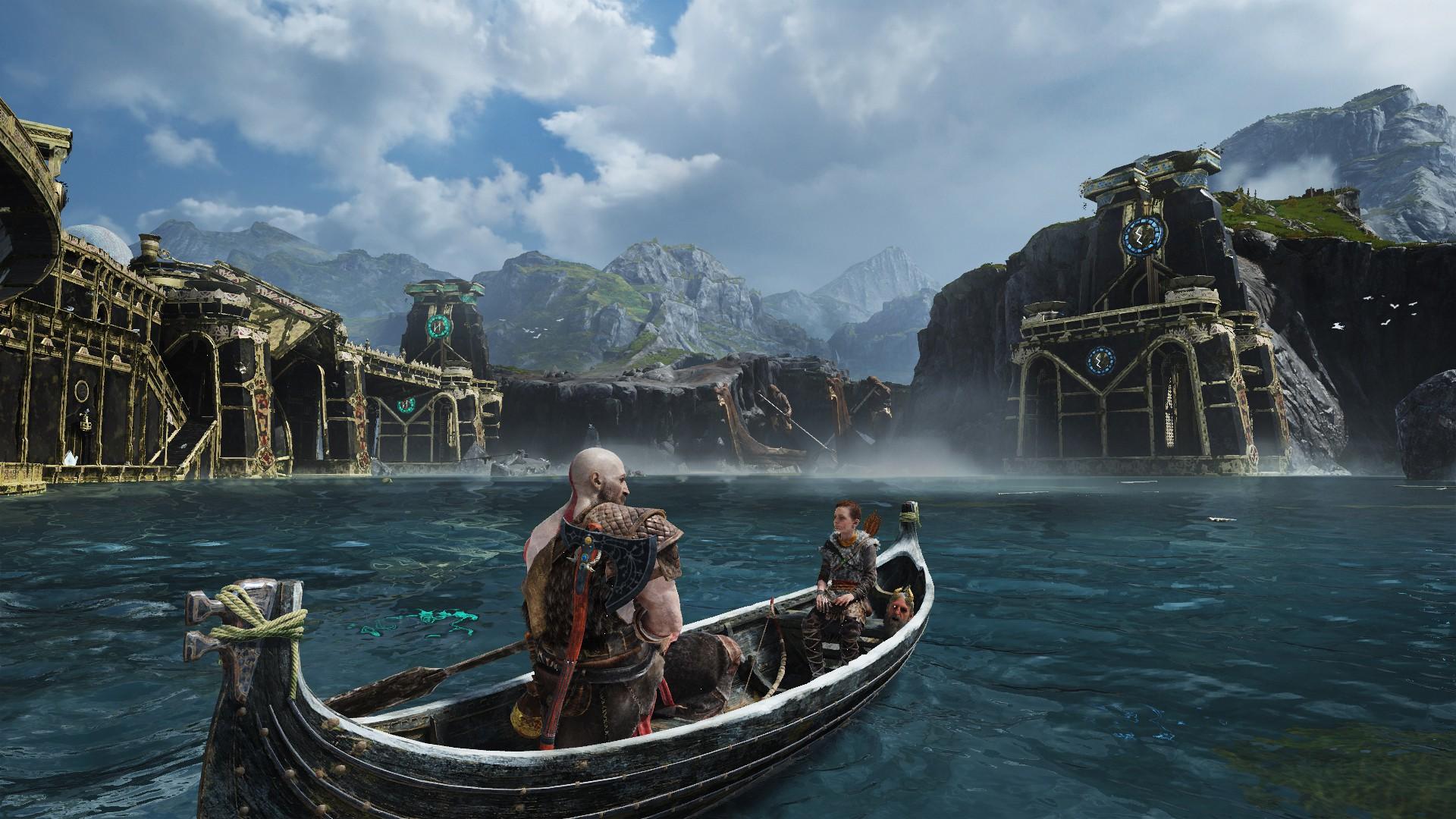 test-god-of-war-kratos-atreus-bateau-playstation-4