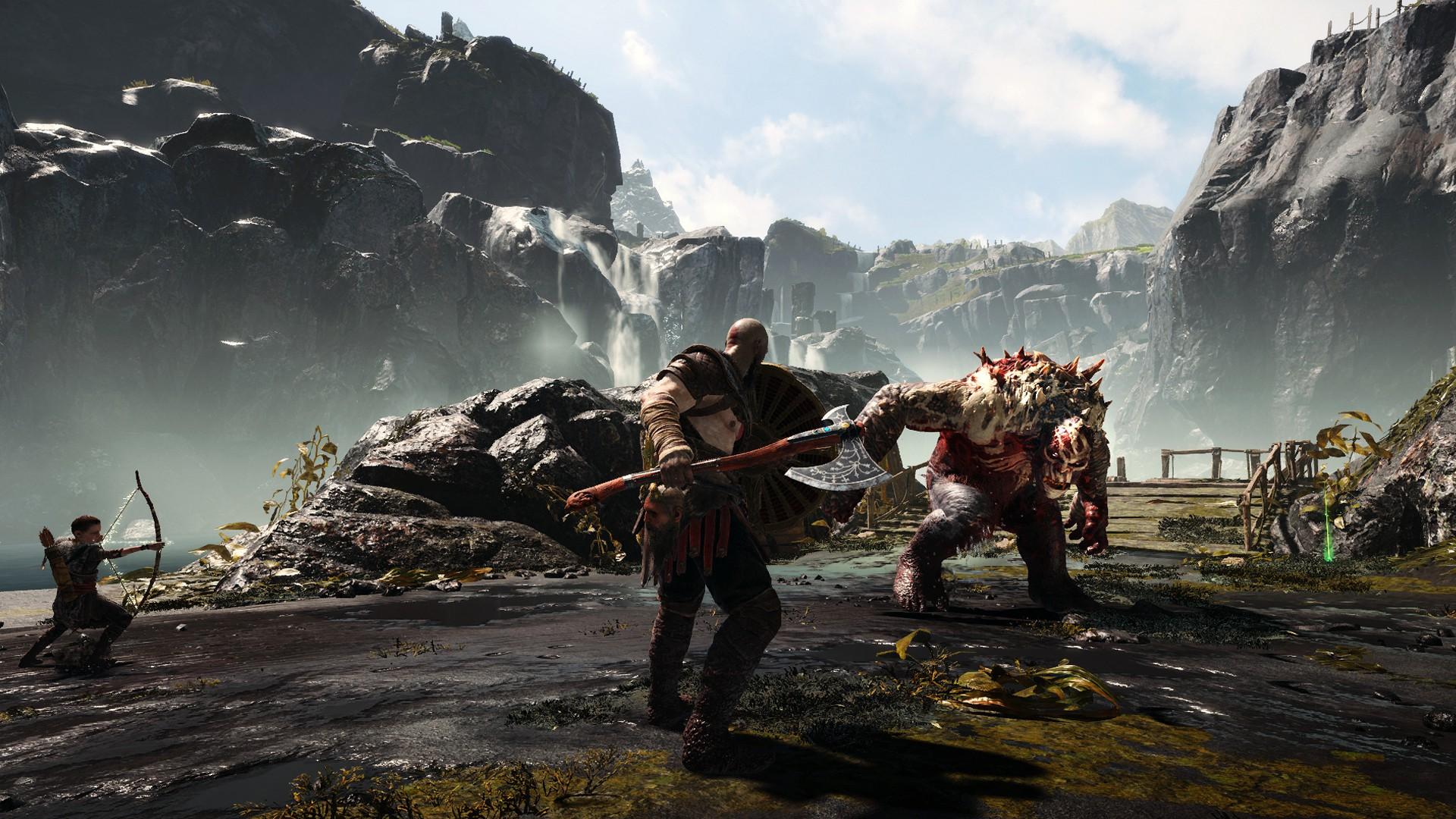 test-god-of-war-kratos-bouclier