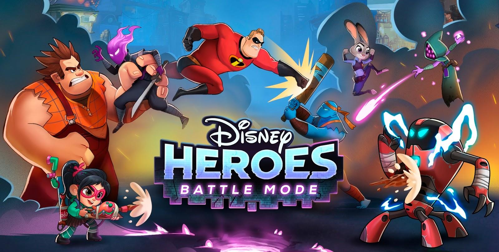 Disney-Heroes-Battle-Mode-jeux-de-combat-ios-portable