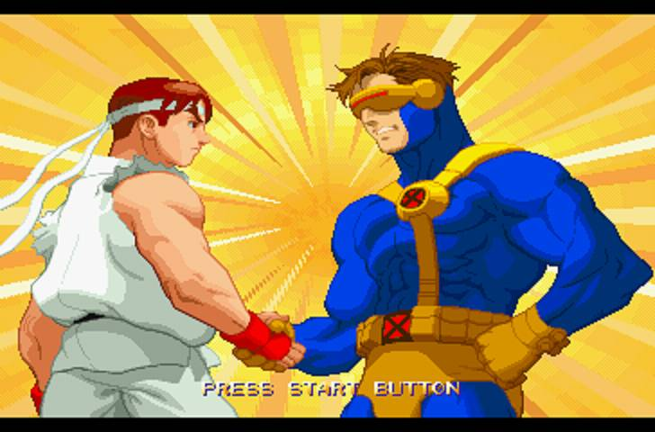 comment-creer-jeu-de-combat-xmen-vs-street-fighter-capcom