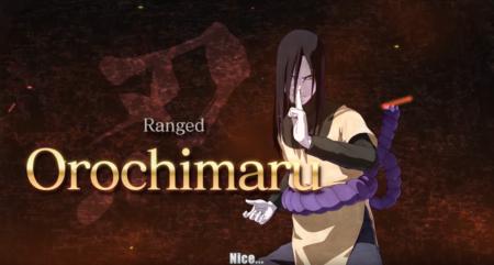 Shinobi-orochimaru