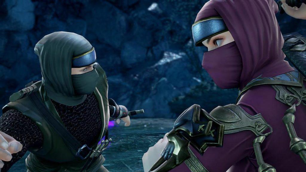 Premier aperçu des costumes du DLC pack 3 pour SoulCalibur 6