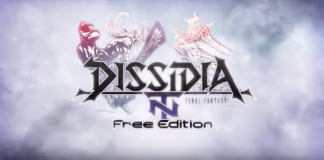 Le logo de la version gratuite de Dissidia Final Fantasy NT