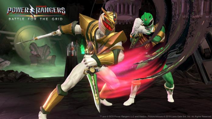 battle of power-rangers