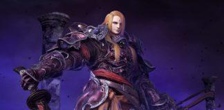 Le personnage de Final Fantasy XIV Zenos Yae Galvus dans sa bande-annonce d'arrivée sur Dissidia