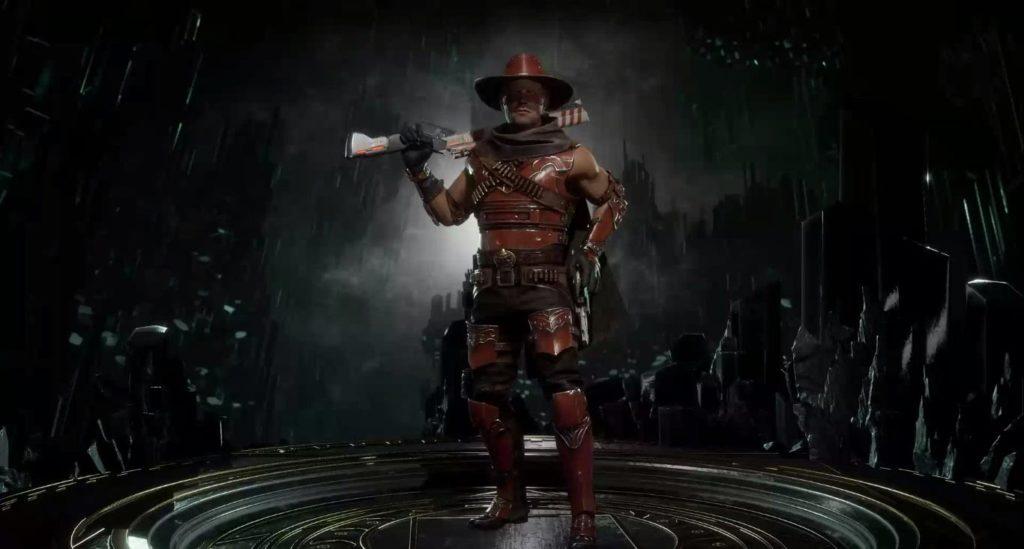 Costume alternatif de Erron Black dans Mortal Kombat 11