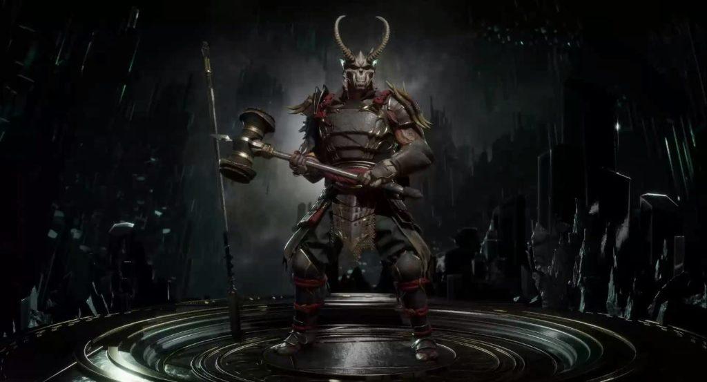 Costume alternatif de Shao Kahn dans Mortal Kombat 11