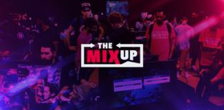 Le logo de la compétition The Mixup 2019 à Lyon en France