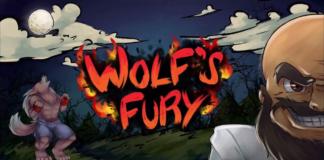 Un loup-garou hurlant et le docteur Scandalious ricanant pour la bande-annonce du futur beat'em all Wolf's Fury