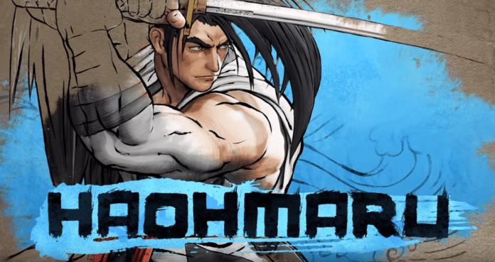 Le personnage Haohmaru de Samurai Shodown dans sa bande-annonce