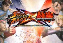 Logo du jeu Street Fighter X Tekken