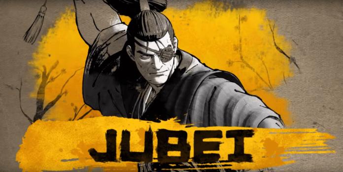 Le personnage de Samurai Shodown Jubei