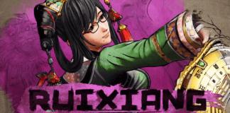 Le personnage de Samurai Shodown Wu Ruixang dans sa bande-annonce