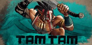 Le personnage de Samurai Shodown Tam Tam dans sa bande-annonce