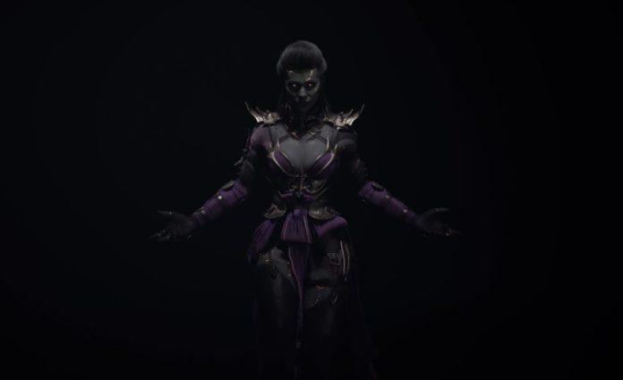 Le nouveau personnage additionnel de Mortal Kombat 11 : Sindel