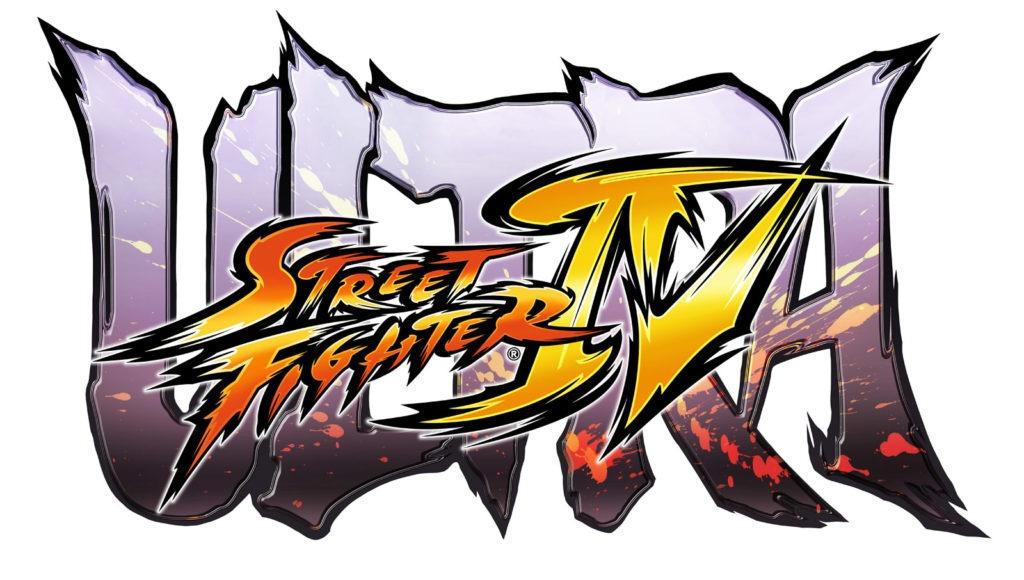 Le logo du jeu UItra Street Fighter IV au sujet des jeux de combat adaptés en machines à sous