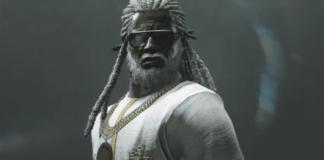 Le personnage Leroy Smith dans Tekken 7
