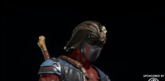 Le personnage en DLC de Mortal Kombat 11 Nightwolf