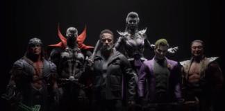 Tous les personnages DLC du Kombat Pack de Mortal Kombat 11 présenté à la Gamescom - incluant le Terminator et Le Joker