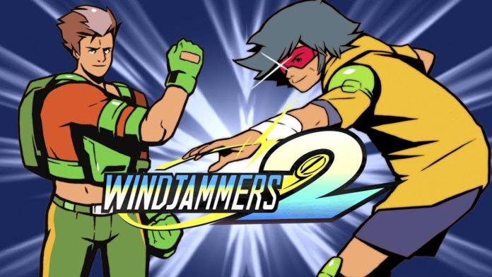Les deux nouveaux personnages de Windjammers 2 : Jao Raposa et Loris Biaggi
