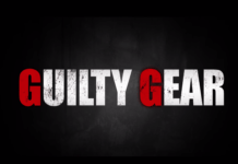 Le logo du nouveau Guilty Gear 2020