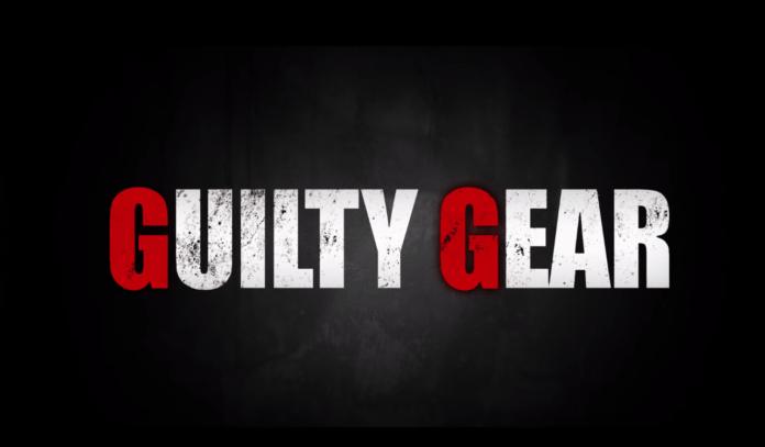 Le logo du nouveau Guilty Gear 2020