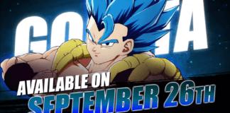 Le dernier personnage en DLC de Dragon Ball FighterZ : Gogeta dans sa bande-annonce