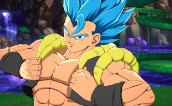 combos dragon ball fighterZ gogeta blue
