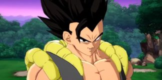 gogeta dragon ball fighterz