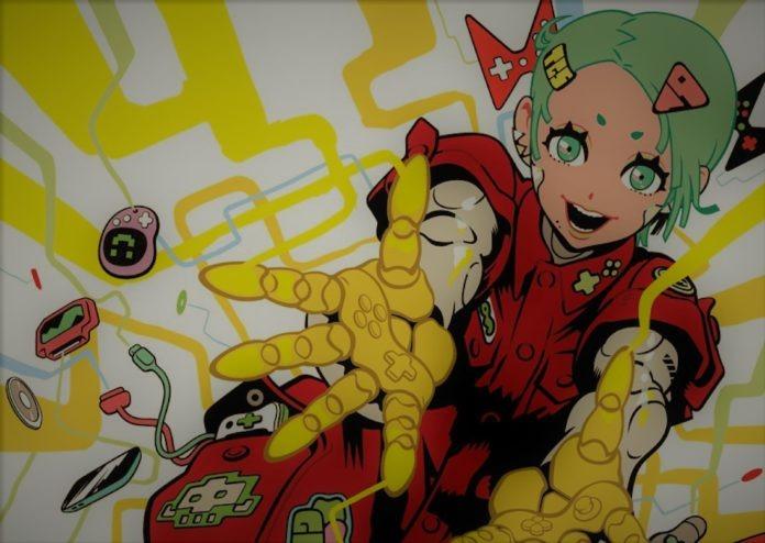 L'affiche du Tokyo Game Show 2019