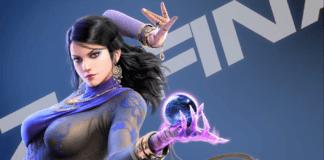 Zafina Tekken 7