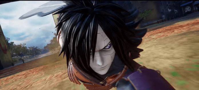 Le personnage en DLC Madara Uchiha dans Jump Force