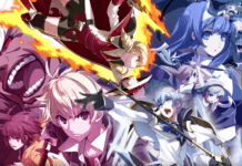 Les personnages d'Under Night In-Birth Exe:Late[cl-r] UNICLR