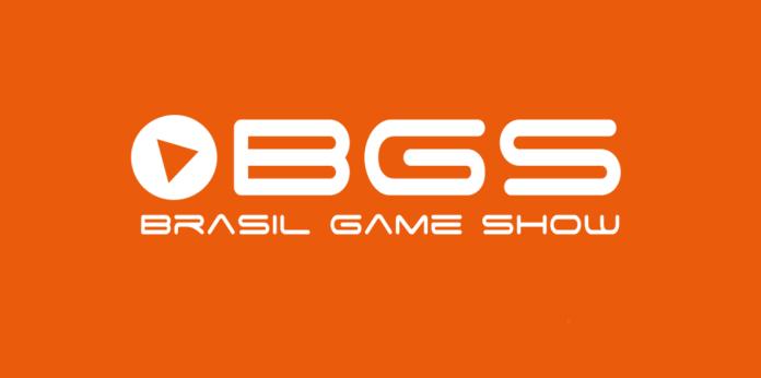 Le logo du Brasil Game Show 2019