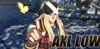 guilty gear axl low may