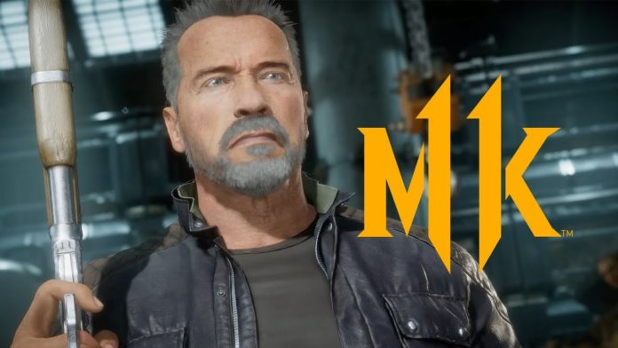Terminator Mortal Kombat 11