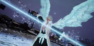 Le personnage en DLC de Jump Force Toshiro Hitsugaya