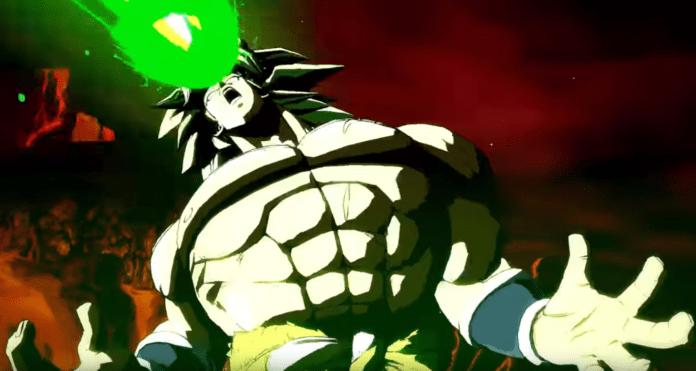 Le personnage additionnel Broly (DBS) dans sa bande-annonce officielle publiée par Bandai-Namco