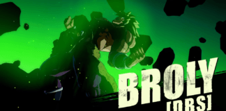 Le personnage Broly DBS sur Dragon Ball FighterZ dans sa bande-annonce officielle
