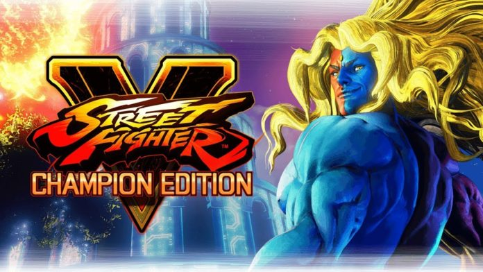 gill street fighter 5 champion edition