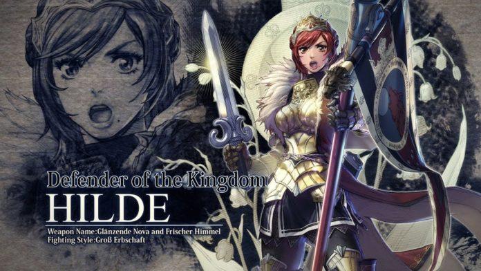 Hilde Soul Calibur VI