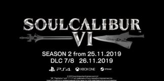 Les notes de patch 2.00 de SoulCalibur VI