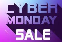 Le logo du Cyber Monday 2019