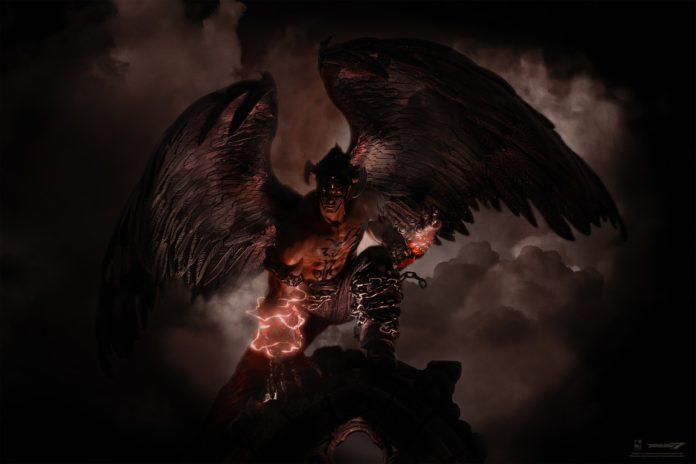 Devil Jin Figurine Statue Tekken 7