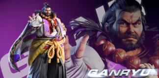 Ganryu Fahkumram Tekken 7
